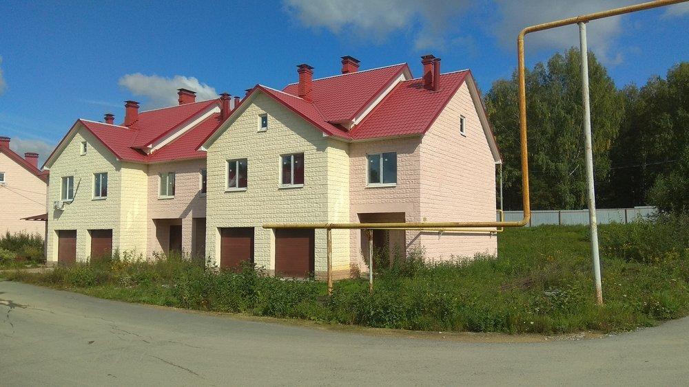 Екатеринбург, ул. Снегири, 9 (Центр) - фото таунхауса (1)