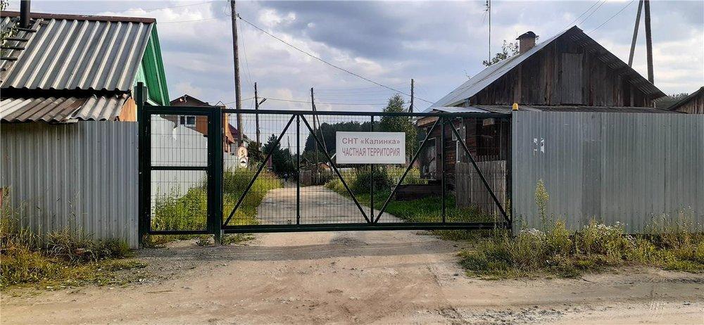 с. Кашино, СНТ Калинка (городской округ Сысертский) - фото сада (1)