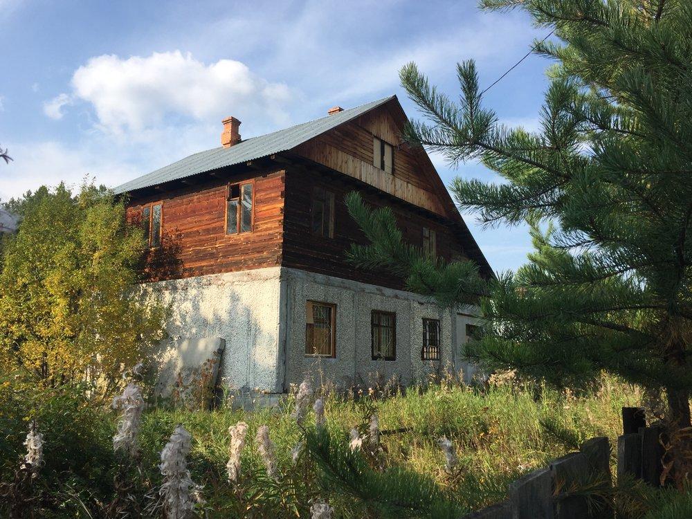 п. Бобровский, ул. Санаторная, 1 (городской округ Сысертский) - фото дома (1)