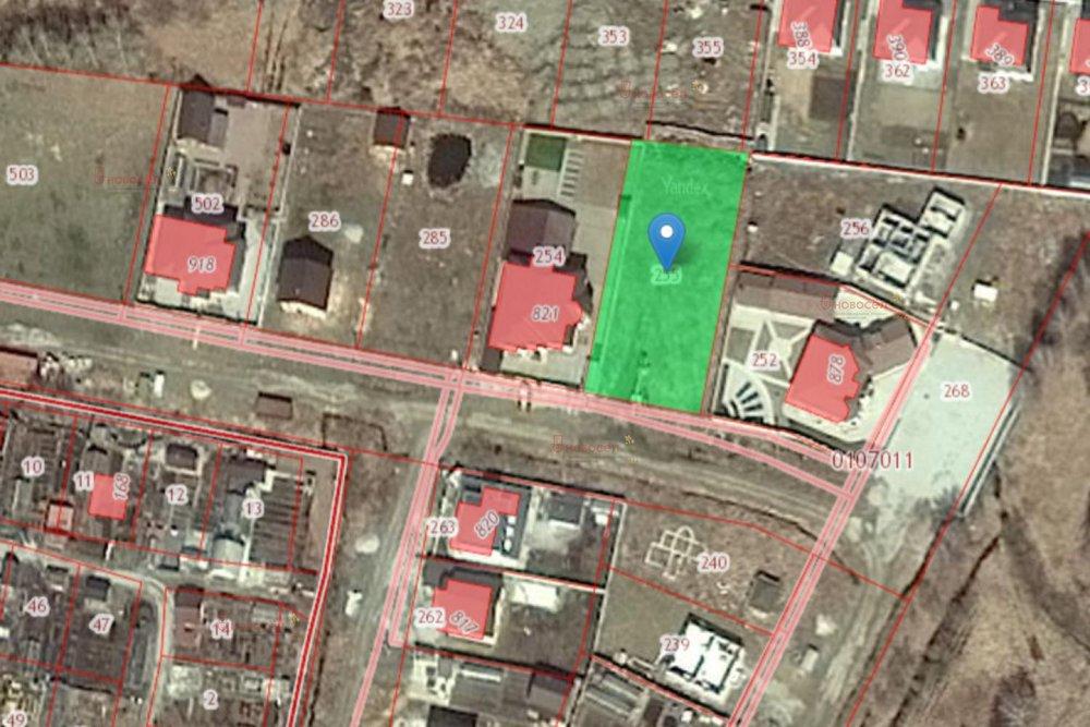 г. Среднеуральск, ул. Бахтеева,  25в (городской округ Среднеуральск) - фото земельного участка (1)