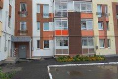 Екатеринбург, ул. Карасьевская, 16 (Широкая речка) - фото квартиры