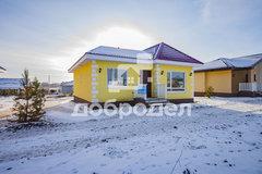 п. Бобровский, ул. Тополиная, - (городской округ Сысертский) - фото дома