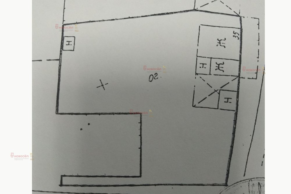 г. Первоуральск, ул. Ельничная, 35 (городской округ Первоуральск) - фото дома (1)