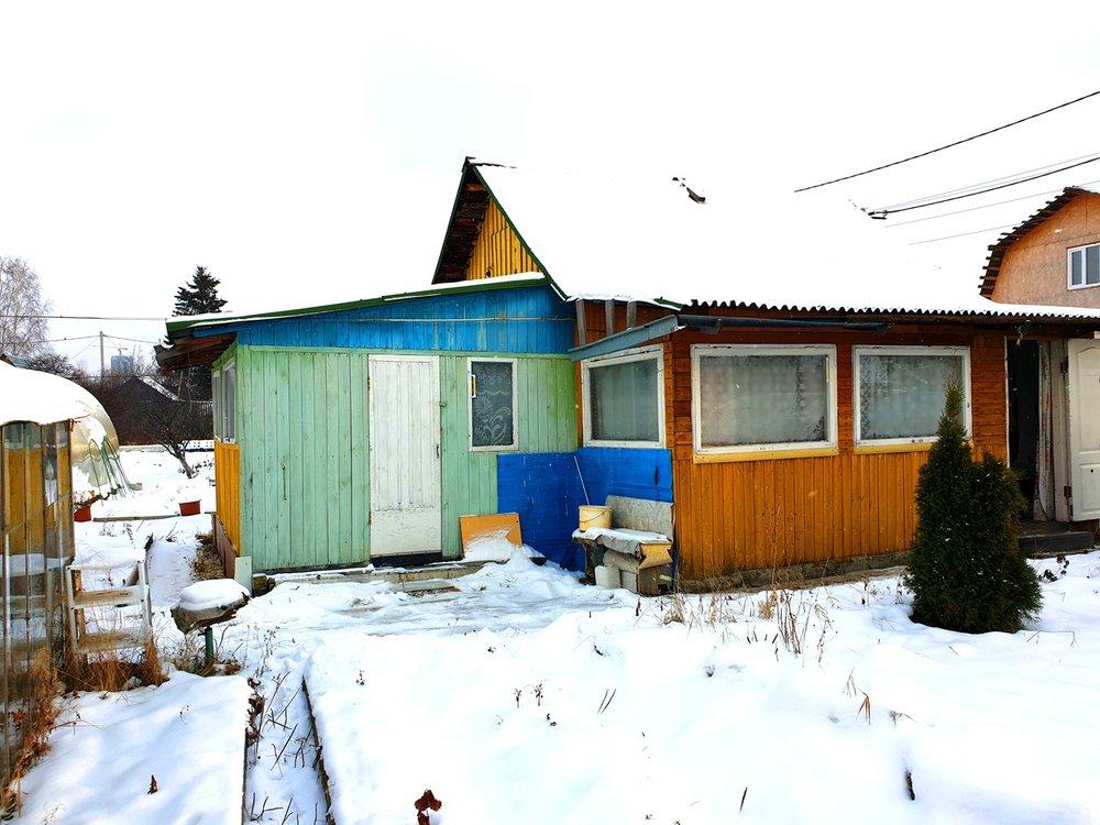 Екатеринбург, СТ Упрлеспром (ВИЗ) - фото сада (1)