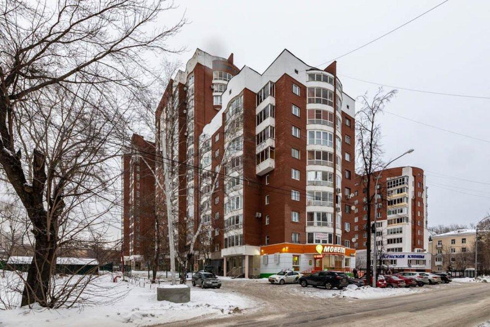 Екатеринбург, ул. Ботаническая, 17 (Втузгородок) - фото квартиры (1)