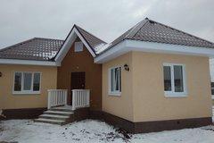 п. Бобровский, ул. Строителей, 20 (городской округ Сысертский) - фото дома