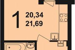 Екатеринбург, ул. Академика Сахарова, 26.8 (Академический) - фото квартиры