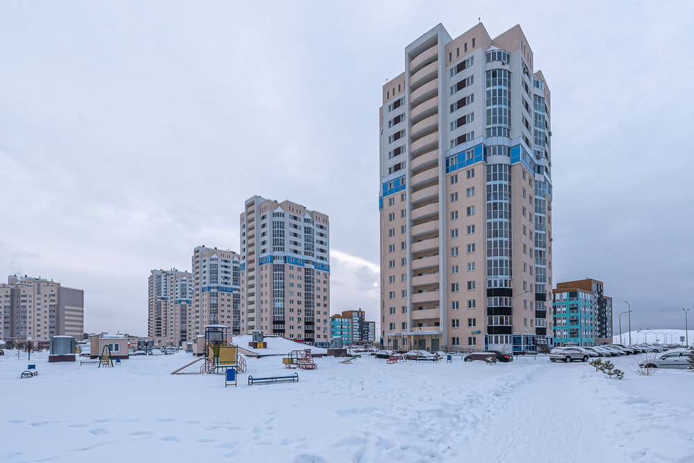 Екатеринбург, ул. Барвинка, 26 (Академический) - фото квартиры (1)