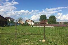 п. Бобровский, ул. Речкалова (городской округ Сысертский) - фото земельного участка