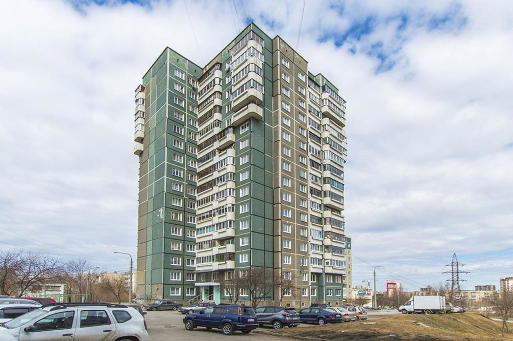 Екатеринбург, ул. б-р. Сергея Есенина, 4 (Синие Камни) - фото квартиры (1)