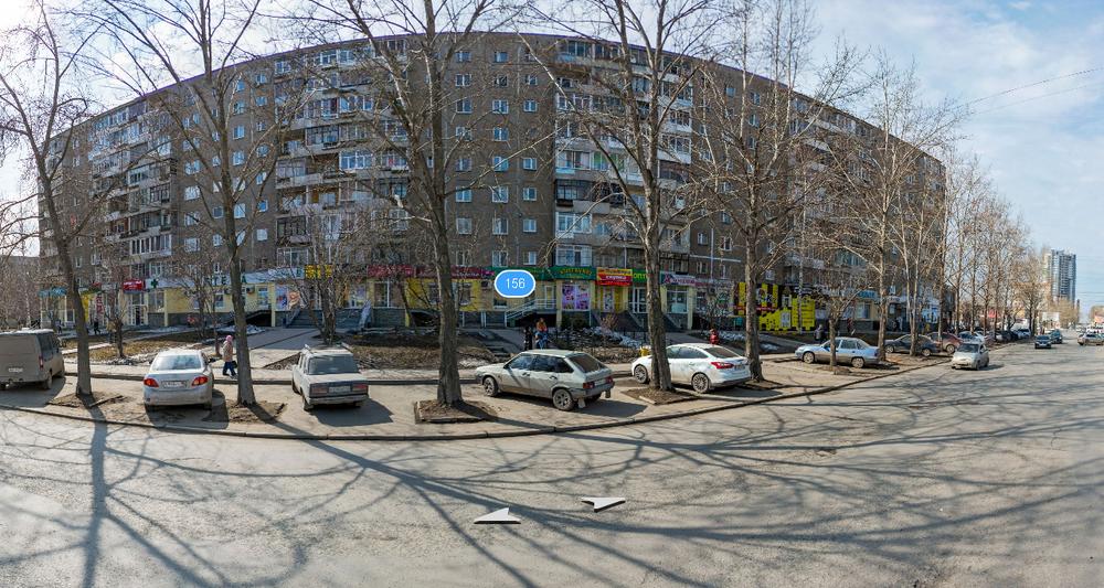 Екатеринбург, ул. Бебеля, 156 (Новая Сортировка) - фото комнаты (1)