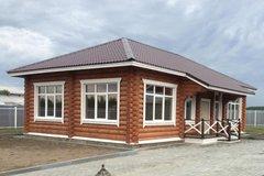 КП Марьина роща, ул. Аметистовый, 6 (городской округ Верхнее Дуброво) - фото дома