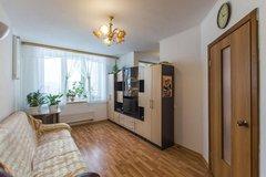 Екатеринбург, ул. Хрустальногорская, 84 (Широкая речка) - фото квартиры