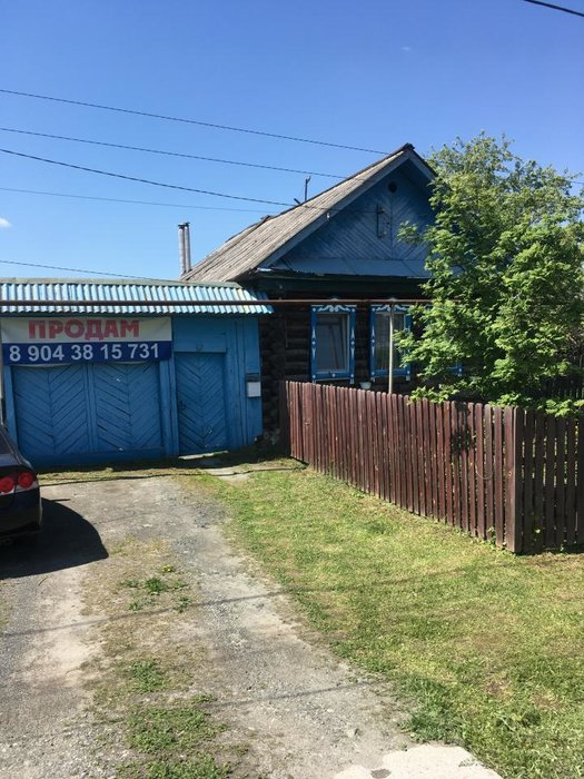 с. Новоалексеевское, ул. 8 Марта, 14 (городской округ Первоуральск) - фото дома (1)