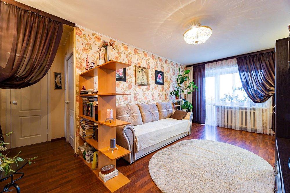 Екатеринбург, ул. Курьинский, 3 (Втузгородок) - фото квартиры (1)