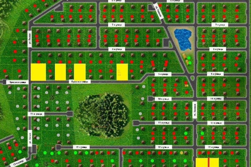 к.п. Александрия (городской округ Белоярский, д. Гусева) - фото земельного участка (1)