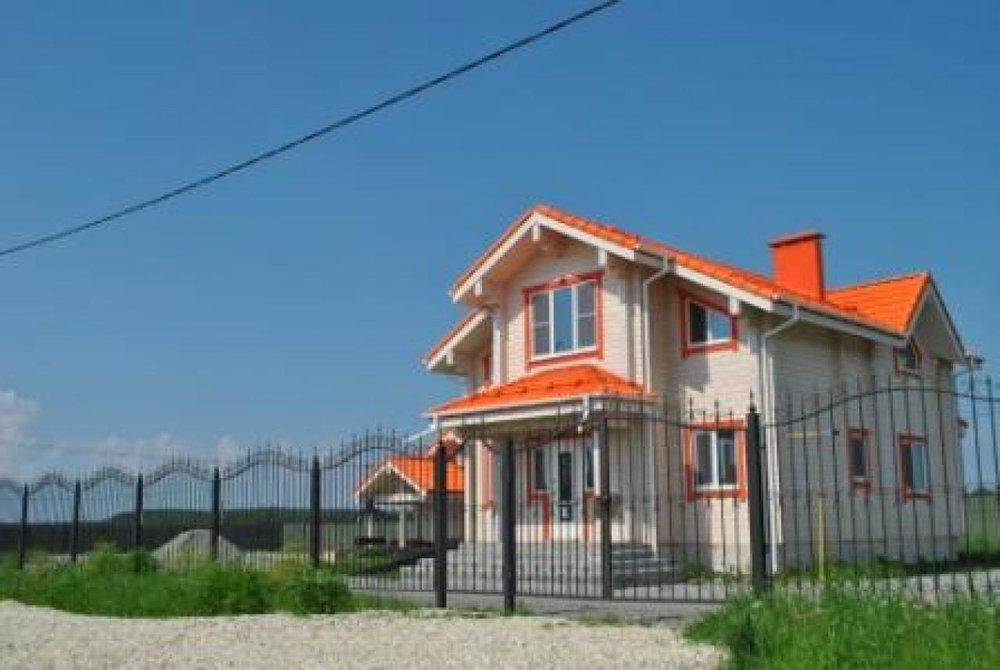 к.п. Евразия, ул. Любимая, 1 (городской округ Полевской, с. Курганово) - фото дома (1)