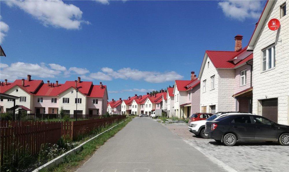 к.п. Снегири (городской округ Белоярский) - фото таунхауса (1)
