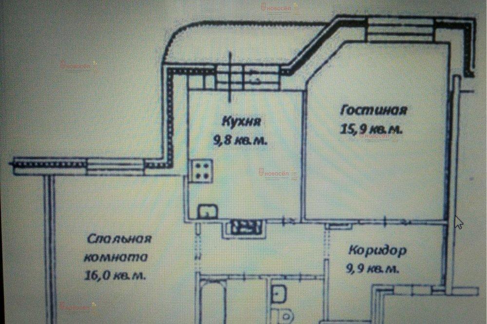 Екатеринбург, ул. Авиаторов 1 а (Кольцово) - фото квартиры (1)