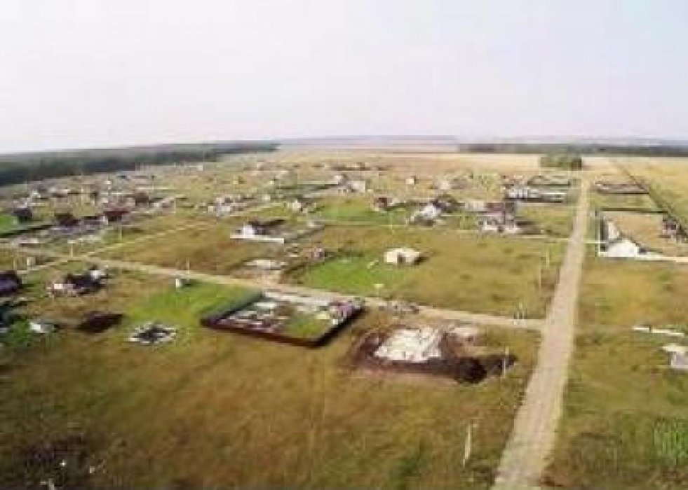 к.п. Александрия, ул. Девятая, 9 (городской округ Белоярский, д. Гусева) - фото земельного участка (1)