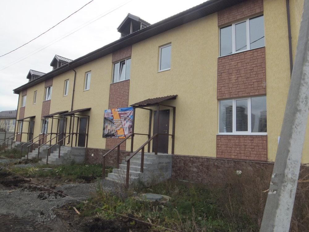 Екатеринбург, ул. Широкореченская, 23 (Широкая речка) - фото таунхауса (1)