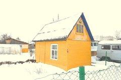 Екатеринбург, снт «Вторчермет – 1» (Горный щит) - фото сада