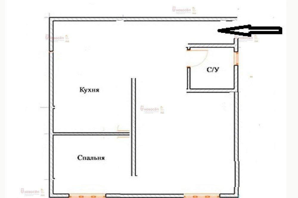 п. Монетный, ул. Зеленая 21 (городской округ Березовский) - фото дома (1)