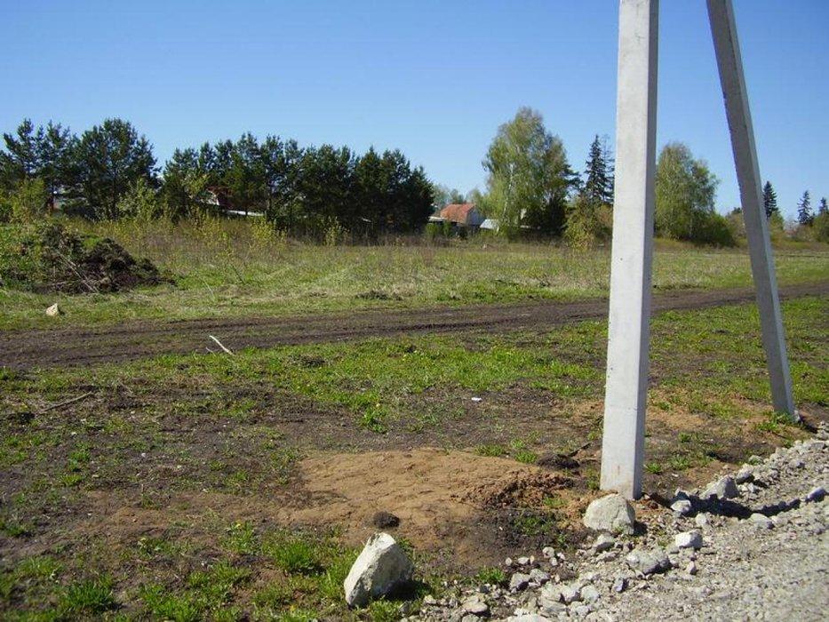 с. Большебрусянское, ул. Мирная, 33 (городской округ Белоярский) - фото земельного участка (1)
