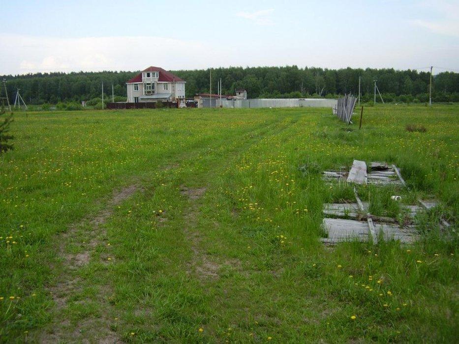с. Малобрусянское, ул. Хрустальная, 15 (городской округ Белоярский) - фото земельного участка (1)