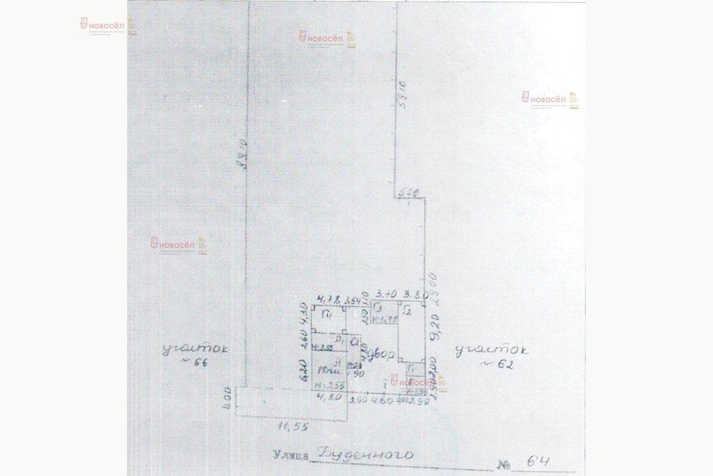 с. Новоалексеевское, ул. Буденного, 64 (городской округ Первоуральск) - фото дома (1)