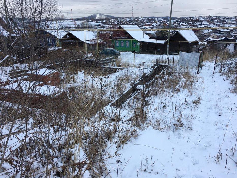 г. Ревда, ул. Пугачева (городской округ Ревда) - фото земельного участка (1)