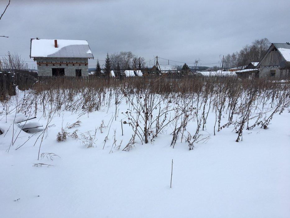 п. Бобровский, ул. 1 Мая, 78 (городской округ Сысертский) - фото земельного участка (1)