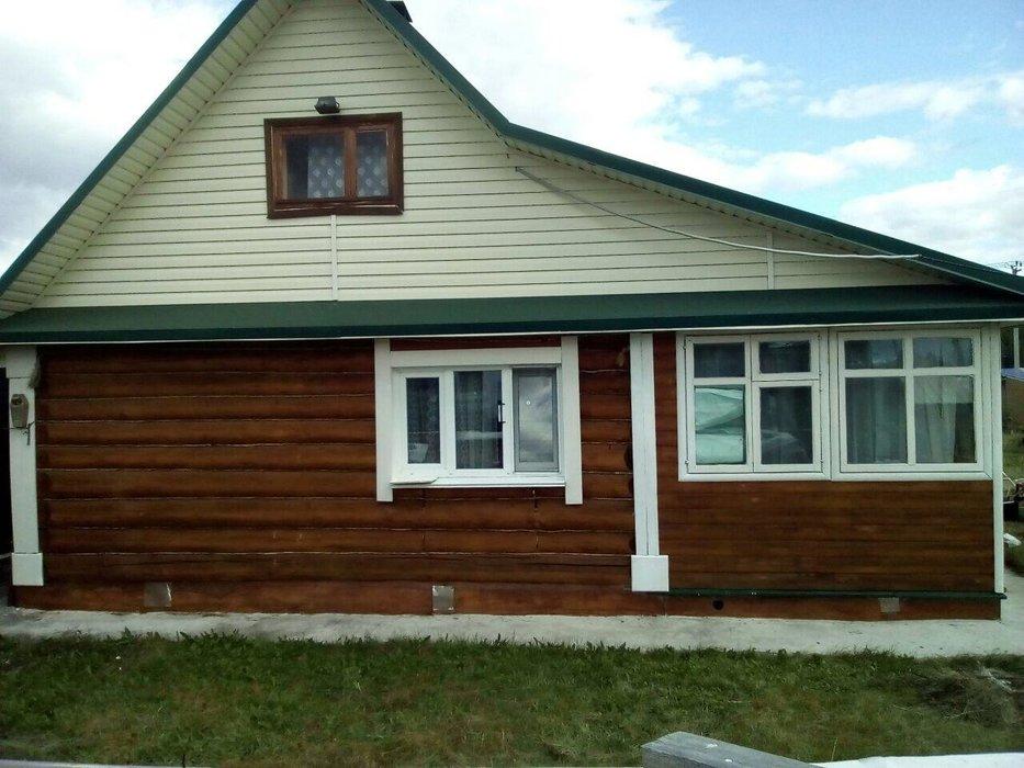 д. Ключи, ул. Малахитовая, 54 (городской округ Сысертский) - фото дома (1)