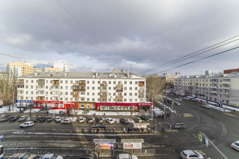 Екатеринбург, ул. Малышева, 113 (Втузгородок) - фото квартиры (1)