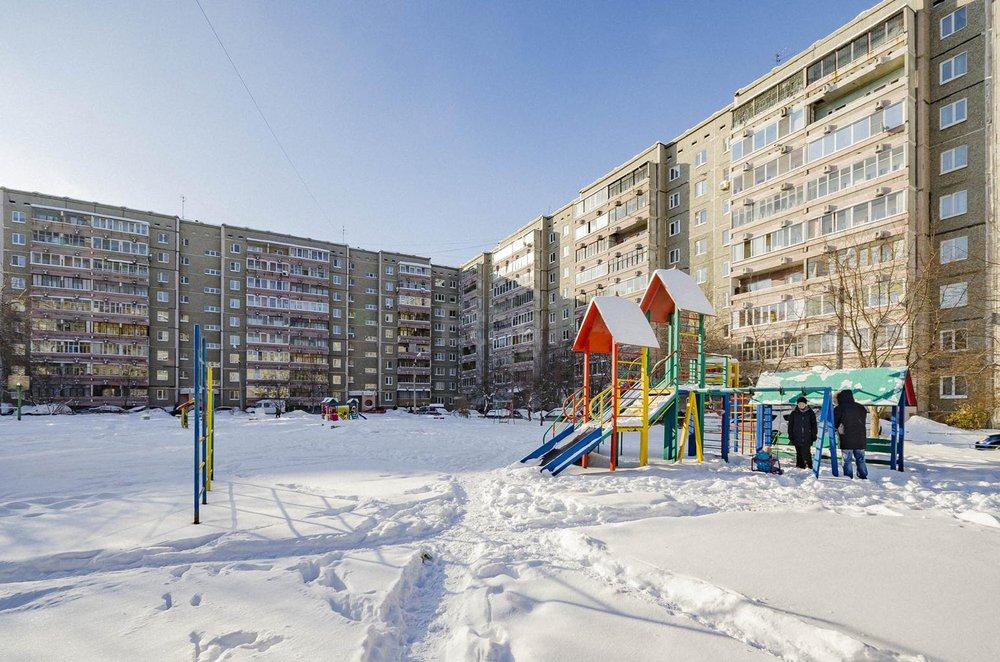 Екатеринбург, ул. Амундсена, 71 (Юго-Западный) - фото квартиры (1)