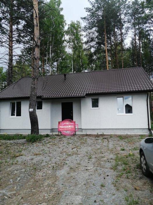 к.п. Клевер (городской округ Сысертский, с. Кашино) - фото дома (1)