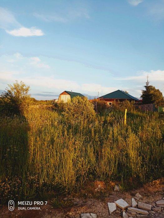 п. Сарапулка, ул. Наумова, 12 (городской округ Березовский) - фото земельного участка (1)