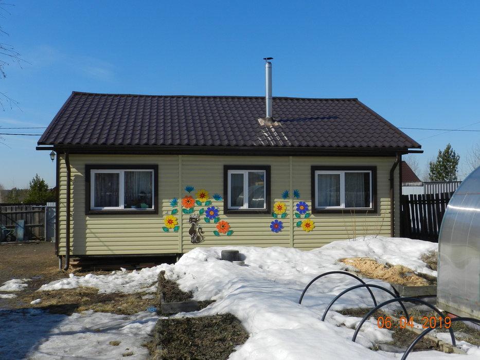 с. Малобрусянское, ул. Малиновая, 15 (городской округ Белоярский) - фото дома (1)