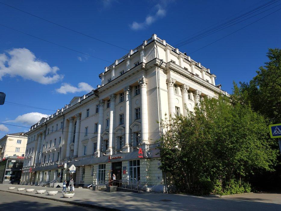 Екатеринбург, ул. Ленина, 60 (Втузгородок) - фото квартиры (1)