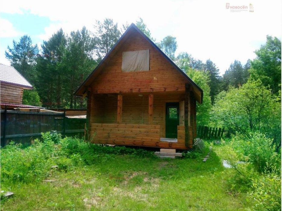 г. Сысерть, СНТ Гудок-2 (городской округ Сысертский) - фото сада (1)