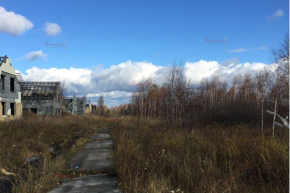с. Логиново (городской округ Белоярский) - фото земельного участка (1)
