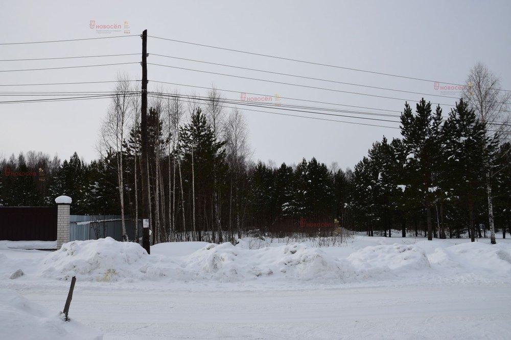 г. Первоуральск, ул. Южная, 17 (городской округ Первоуральск) - фото земельного участка (1)