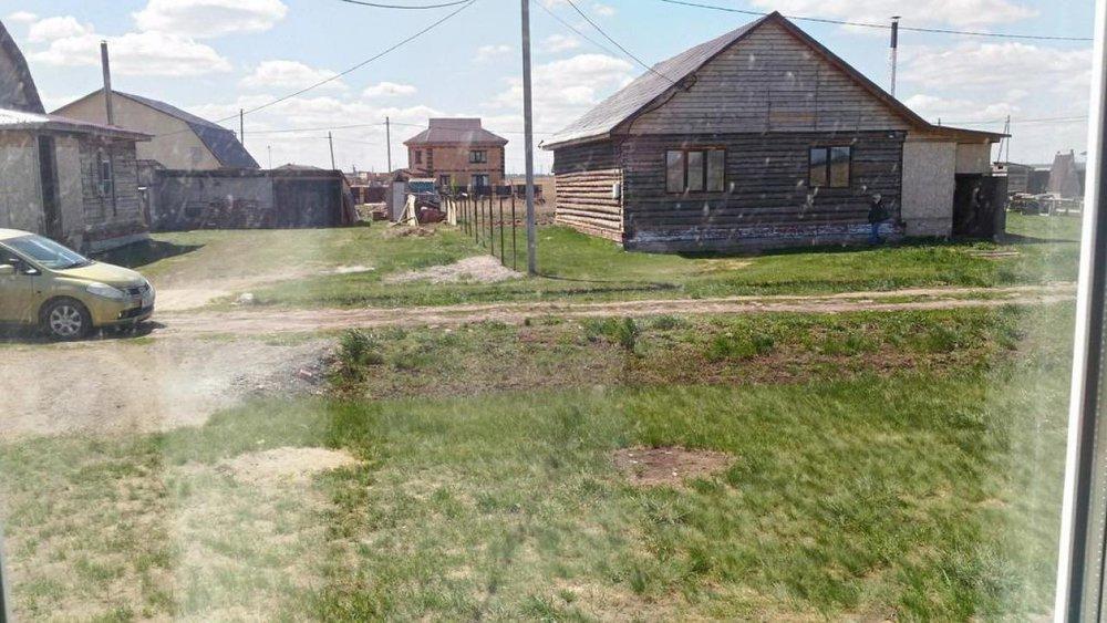 с. Бруснятское, ул. Янтарная, 9 (городской округ Белоярский) - фото земельного участка (1)