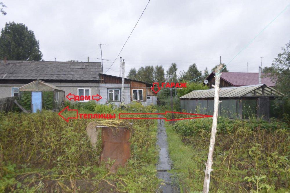 с. Новоалексеевское, ул. Первомайская, 4 (городской округ Первоуральск) - фото дома (1)