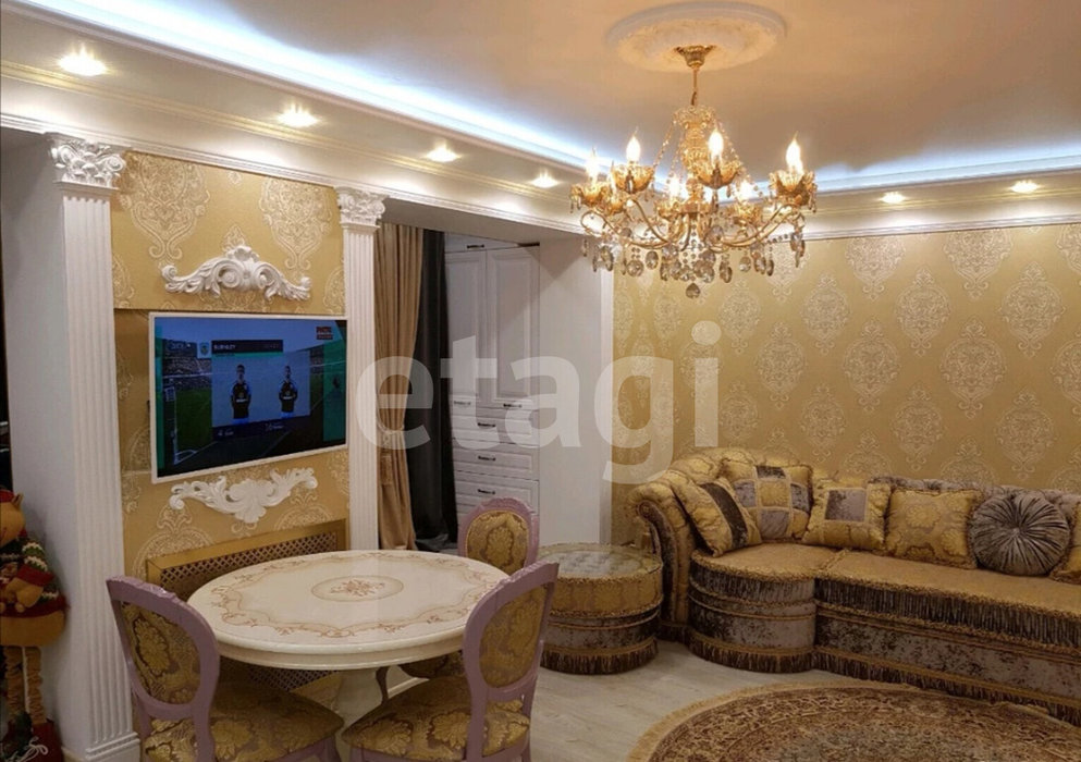 Екатеринбург, ул. Д.-Уральского, 4 (Юго-Западный) - фото квартиры (1)