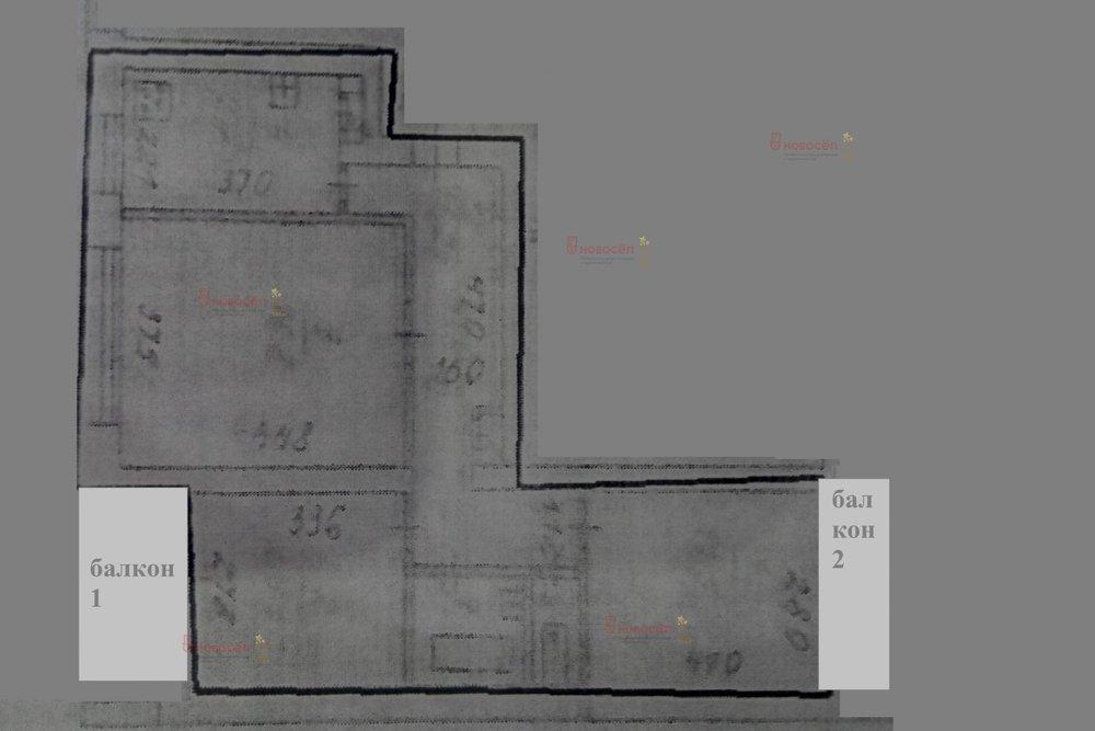Екатеринбург, ул. Куйбышева, 86/1 (Шарташский рынок) - фото квартиры (1)
