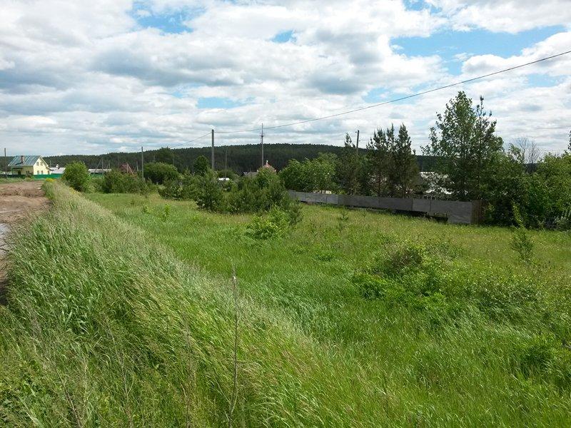п. Колюткино, ул. Володарского, 6А (городской округ Белоярский) - фото земельного участка (1)