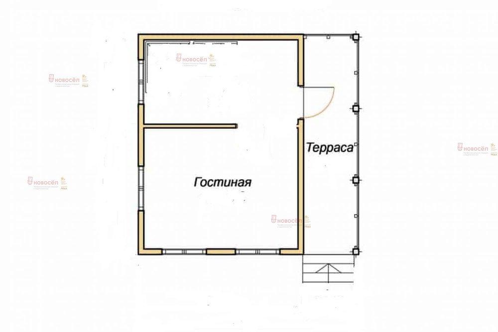 г. Ревда, СОТ Факел (городской округ Ревда) - фото сада (1)
