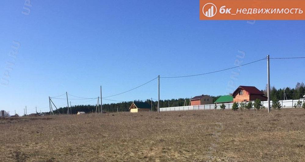 д. Гусева, ул. ДНП Гусево (городской округ Белоярский) - фото земельного участка (4)