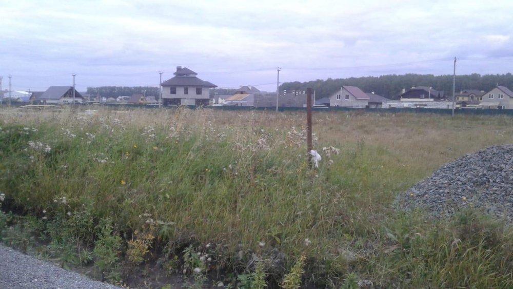 с. Кунгурка, ул. Рабоче-Крестьянская, 73 (городской округ Ревда) - фото земельного участка (1)
